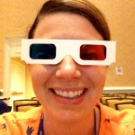 Sondra Ashmore participating in 3D Pair Programming Session.